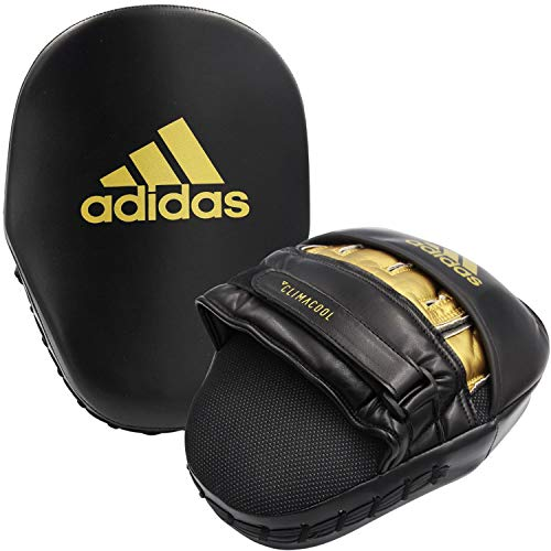 adidas Training Curved Focus Mitt Short Manoplas, Unisex Adulto,...