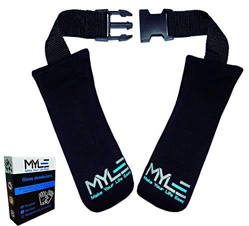 MYLE MAKE YOUR LIFE EASY Desodorante Guantes de Boxeo, Guantes de...