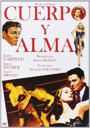 Cuerpo Y Alma [DVD]