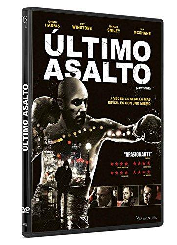 Último Asalto (Jawbone) [DVD]