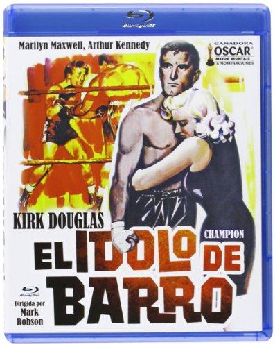El Ídolo De Barro [Blu-ray]