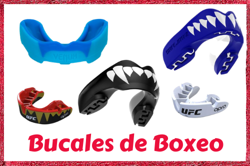 Protectores bucales