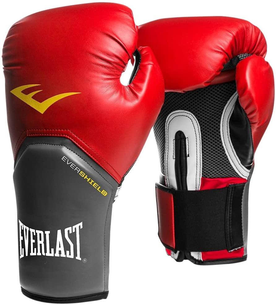 Everlast Pro Style Elite - Guantes de Boxeo para Entrenamiento, Color