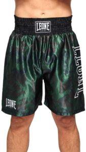 LEONE 1947 AB221 - Pantalón de Boxeo Camo Unisex para Adulto, Verde, XL