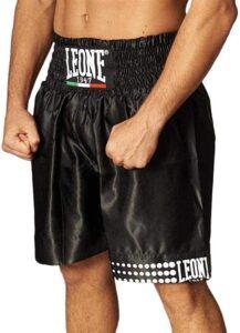 LEONE 1947 Pantalón Corto de Boxeo