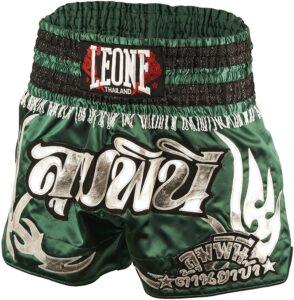 Pantalones Cortos de Muay Thai y Kick Boxing León 1947 Lumpinee ab756