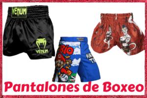 Pantalones de boxeo baratos