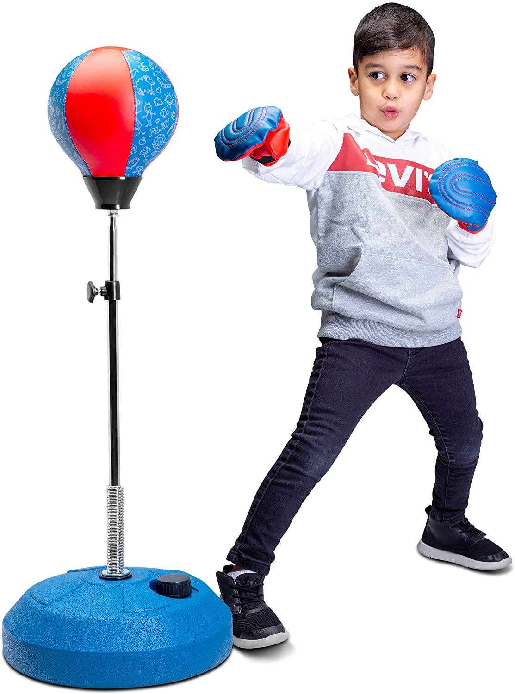 Punching ball altura ajustable