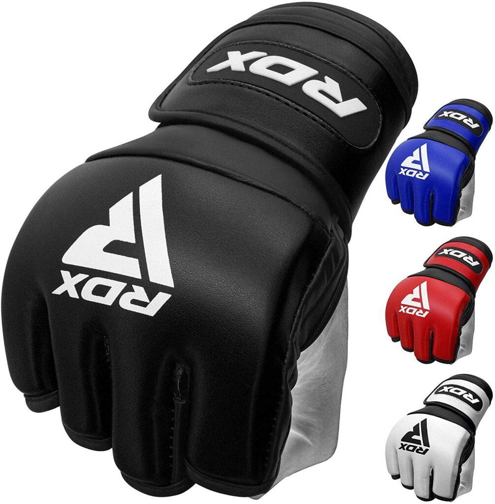 RDX Guantes MMA para Artes Marciales Entrenamiento