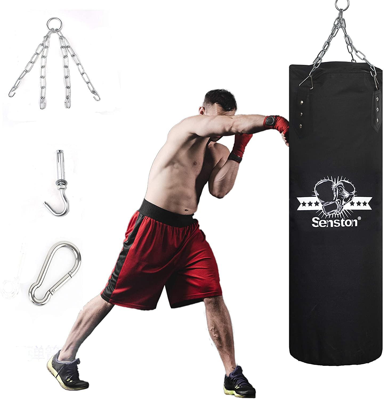 SAco de boxeo entrenamientos diarios