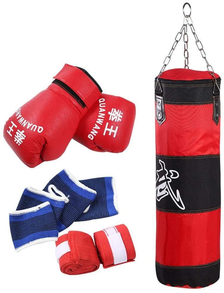 saco de boxeo para niños y adultos