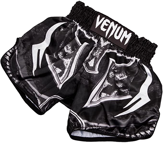VENUM Gladiator 3.0 Pantalones Cortos de Muay Thai, Hombre