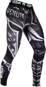 VENUM Gladiator 3.0 Pantalones de Compresión, Hombre, Negro, S