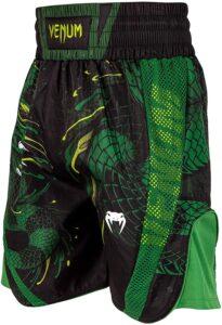 VENUM Green Viper - Pantalones Cortos de Boxeo de Boxeo Hombre