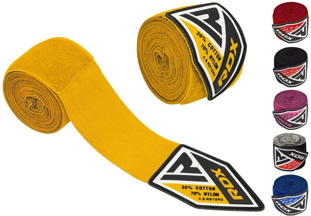 Vendas RDX amarillas