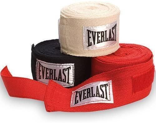 Vendas everlast de boxeo