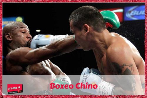 En que consiste el Boxeo Chino